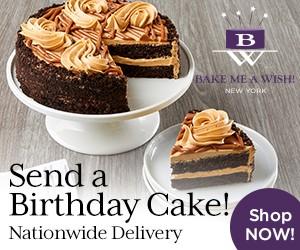 Bake Me A Wish!