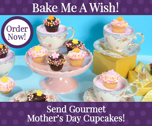 Mothers Day Gift Delivery, Bake Me A Wish!
