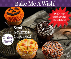 Bake Me  A Wish, Halloween Gift Delivery