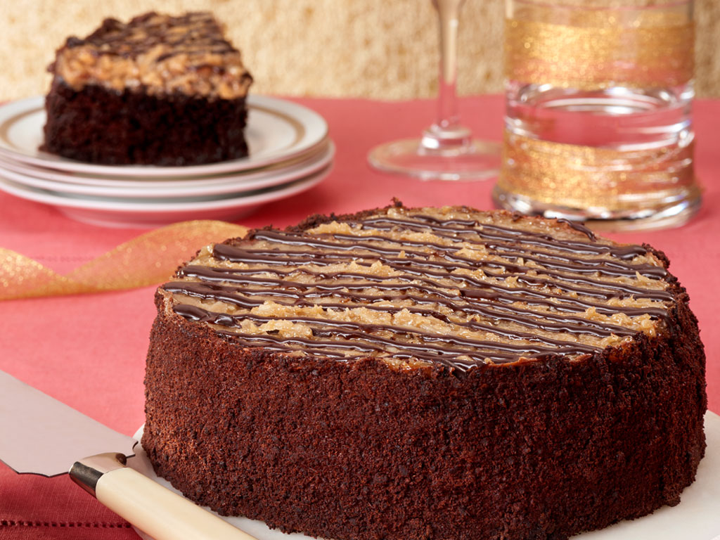 Bake Me a Wish German Chocolate Cake Delivery