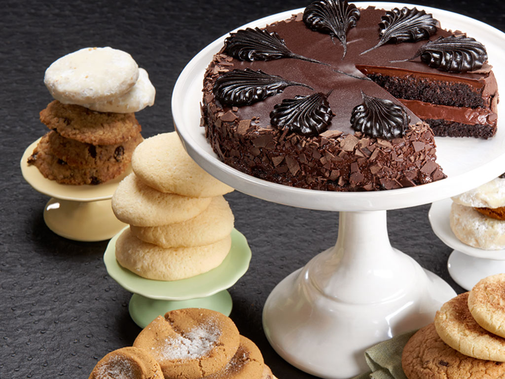 Bake Me A Wish Classic Cake And One Dozen Assorted