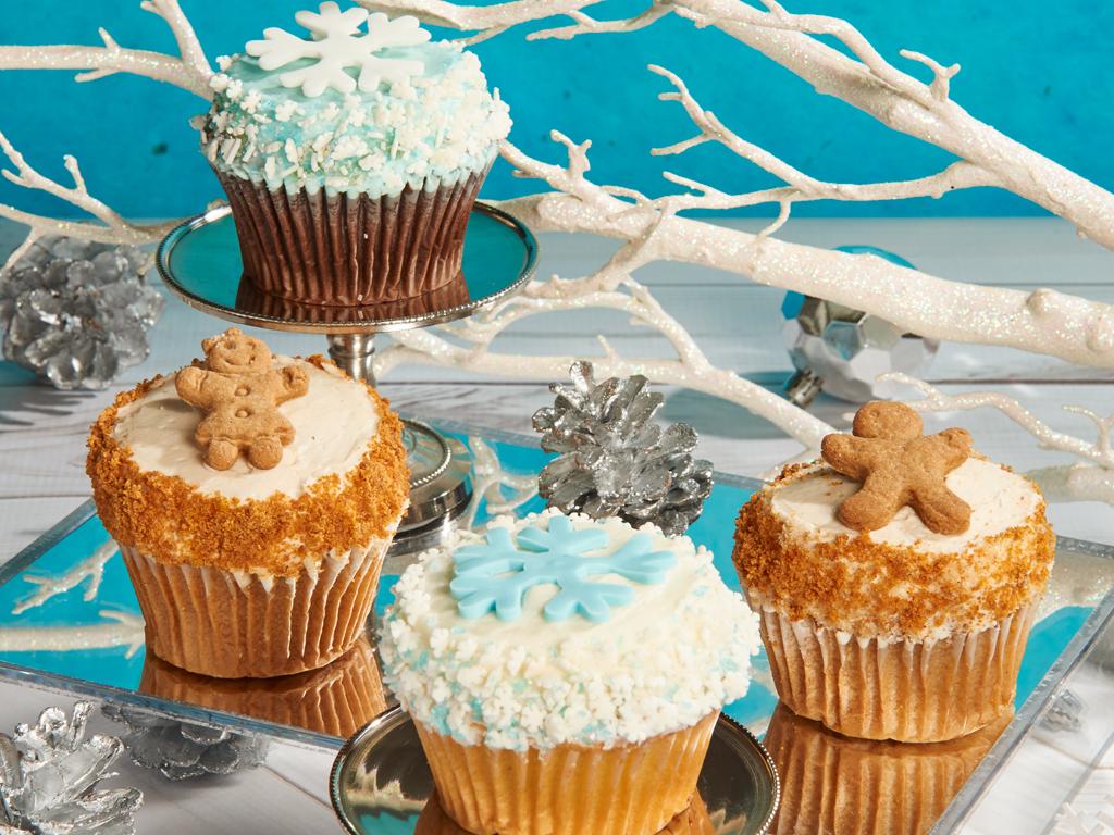 bake me a wish crumbs signature wintertime cupcakes