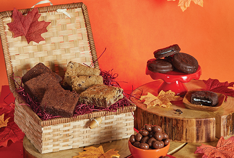 Autumn Bakery Basket