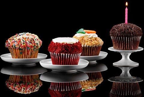 JUMBO Gourmet Assorted Cupcakes