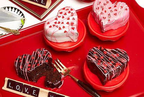Heart Cake Collection