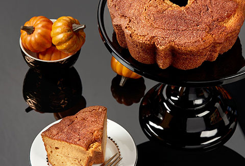 Viennese Coffee Cake - Pumpkin (military)