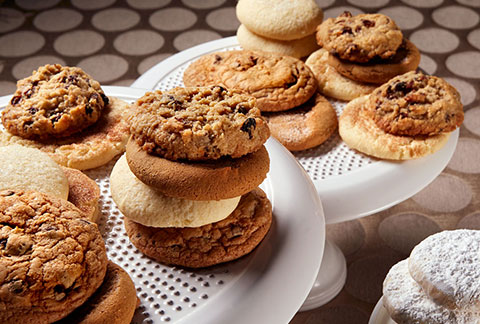 Two Dozen Assorted Gourmet Cookies (military)