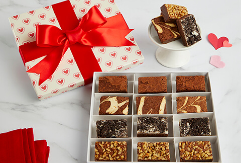 Lover's Brownie Sampler