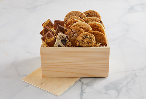 Cookie and Brownie Crate