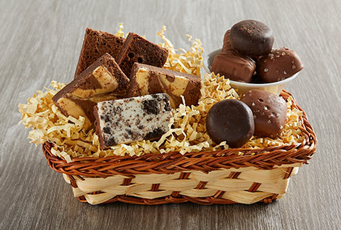 Small Biz Snack Basket