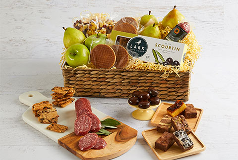 Fruitastic! Gift Basket