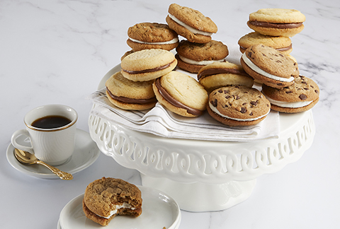 Deluxe Sandwich Cookie Selection-Canada