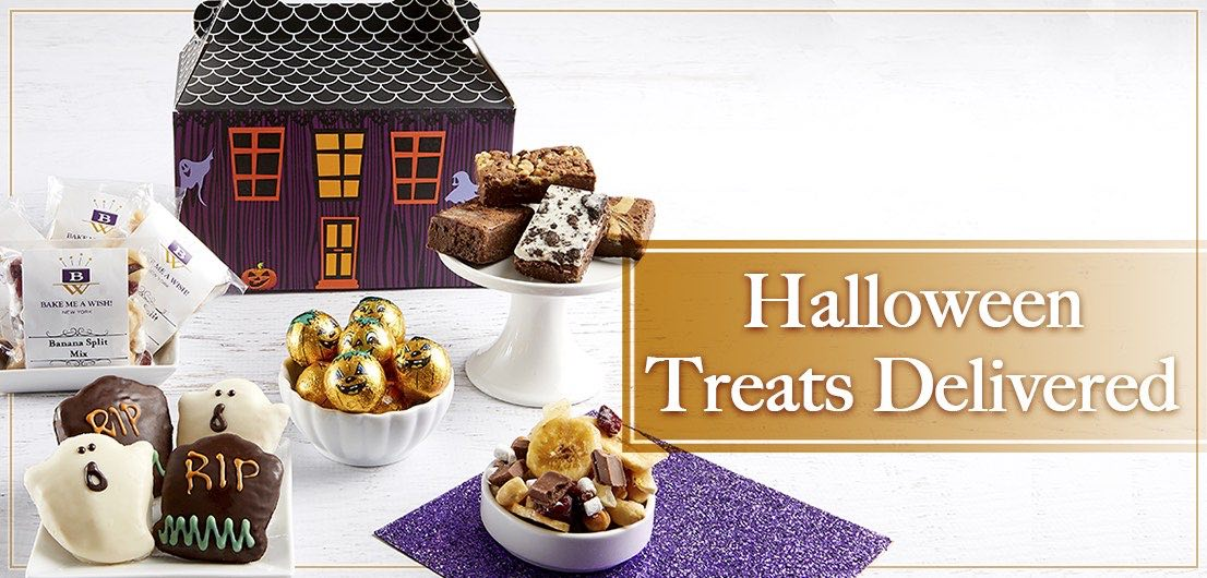 Halloween Bakery Gifts Delivered