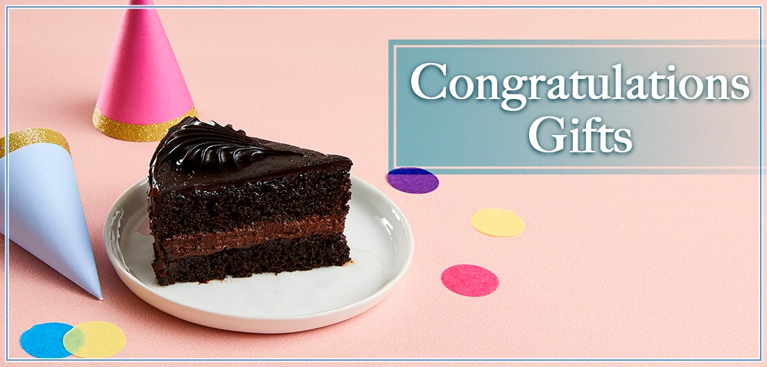 Send a Congratulations Gift Cake!