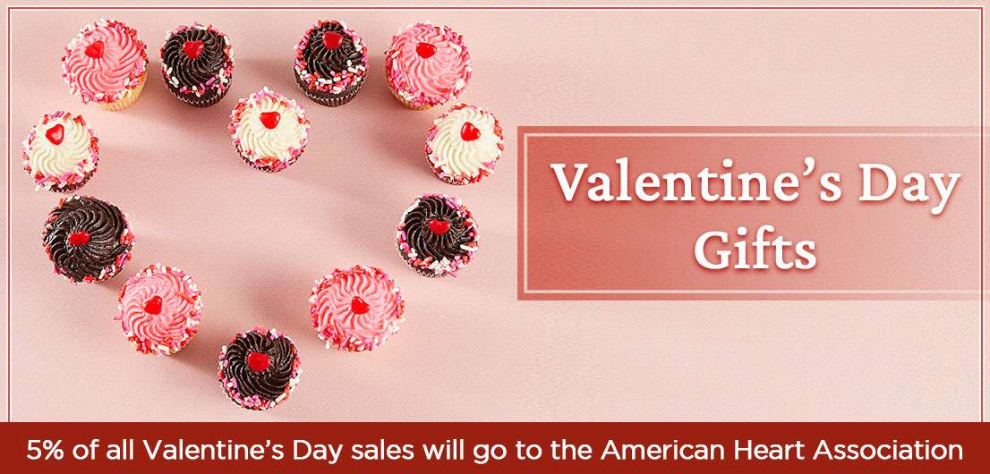 Banner for Valentine's Day Gift Delivery
