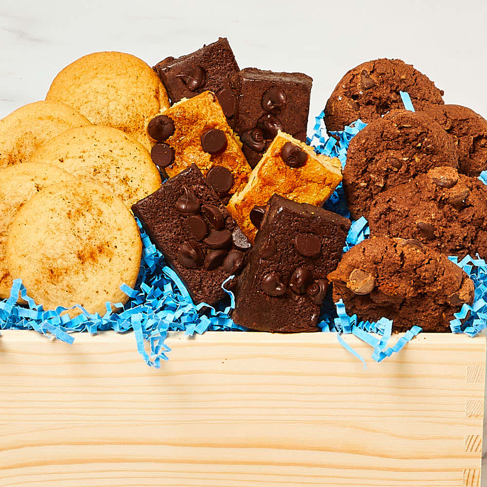 Gluten-Free Cookie and Brownie Crate