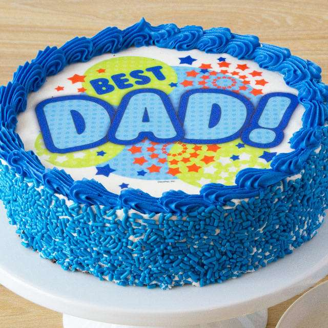 image of Best Dad Chocolate Cake