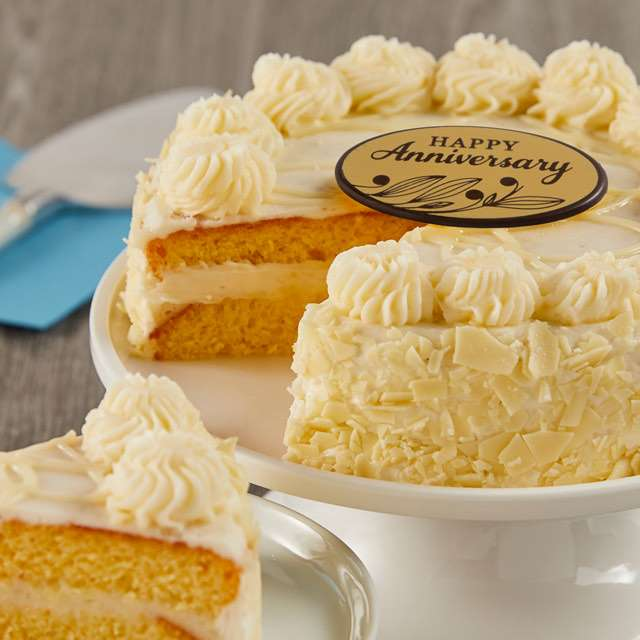 image of Vanilla Bean Cake