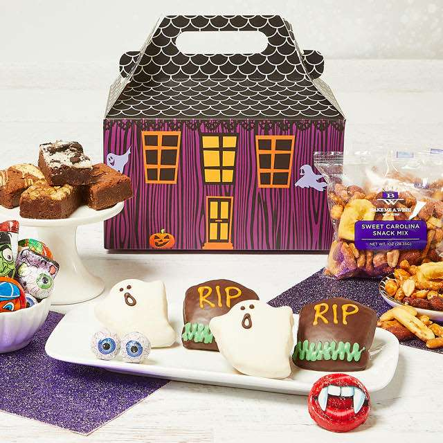 image of Trick or Treat Boo Box