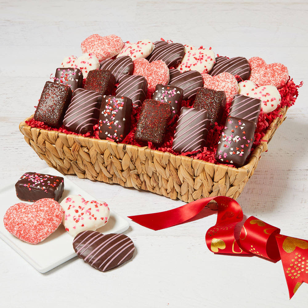 The Valentine's Day Basket