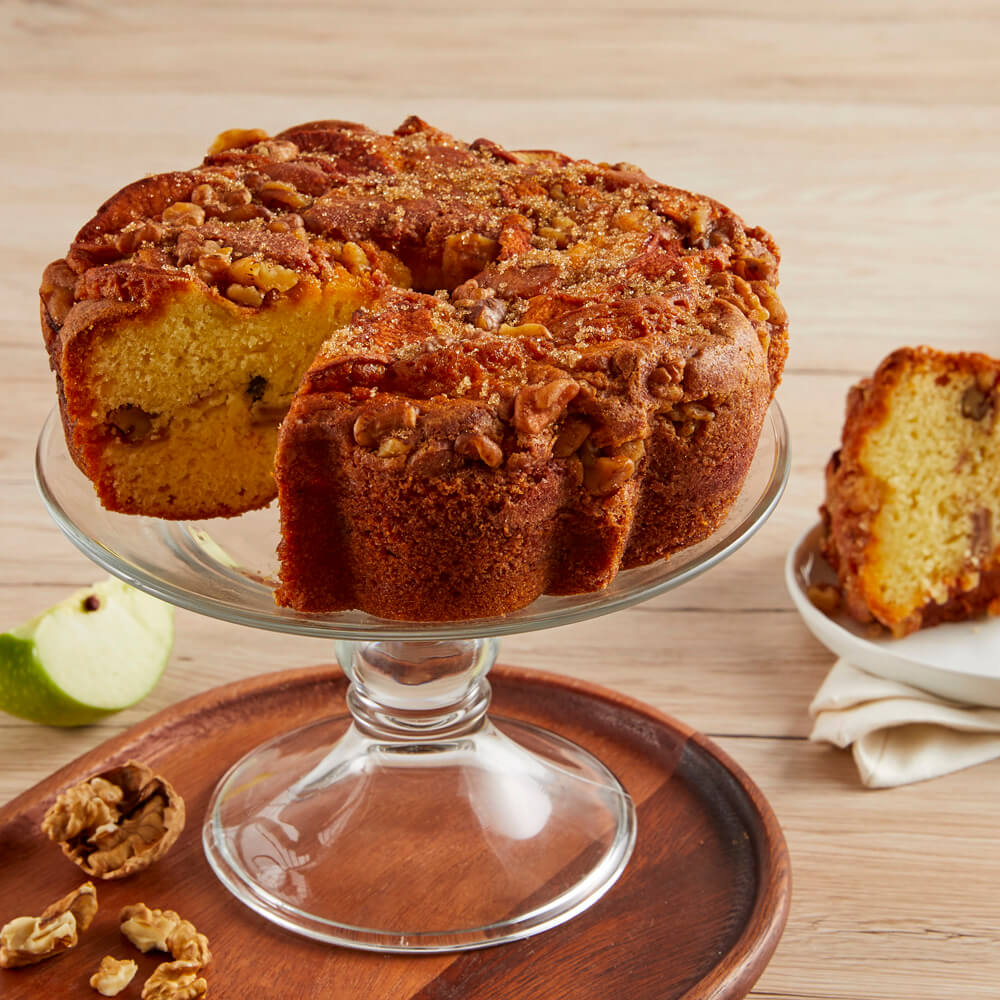 Viennese Coffee Cake - Granny Apple (military)