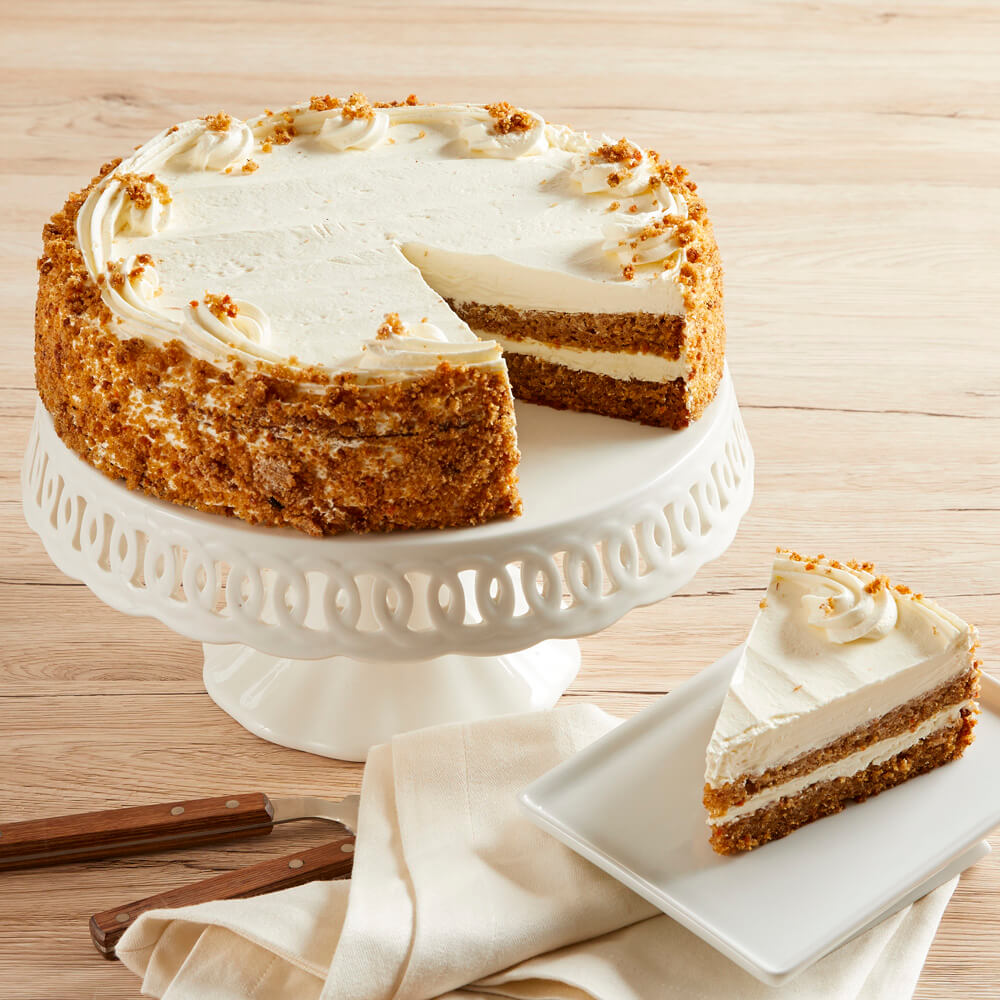 10-inch Carrot Cake