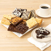 Upsell Product One dozen brownies