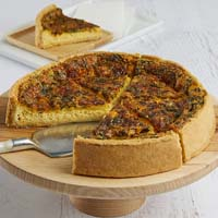 Florentine Quiche review