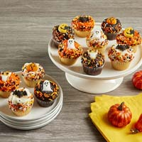 Upsell Product Image Mini Halloween Cupcakes