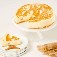 Upsell Product Image Pumpkin Cheesecake