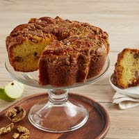 Wide View Image Viennese Coffee Cake - Granny Apple (military)