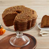Wide View Image Viennese Coffee Cake - Pumpkin (military)