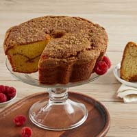 Viennese Coffee Cake - Raspberry (military)