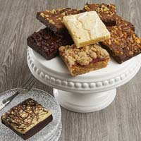 Wide View Image Assorted JUMBO Brownie Sampler (military)