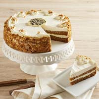 Wide View Image 10-inch Carrot Cake