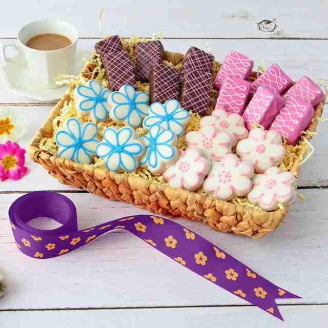 Best selling product  springtime-basket