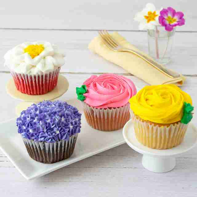 Best selling product  jumbo-mothers-day-cupcakes
