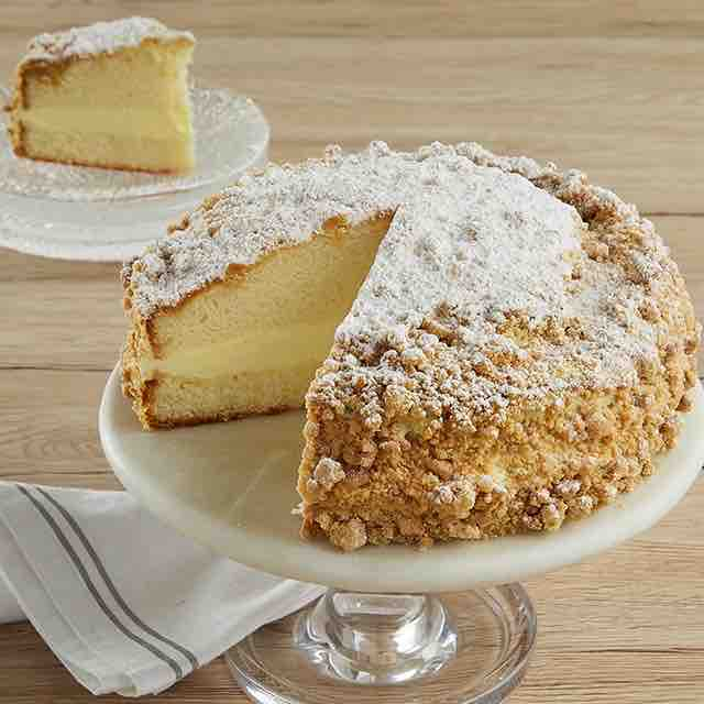 Best selling product  limoncello-cake