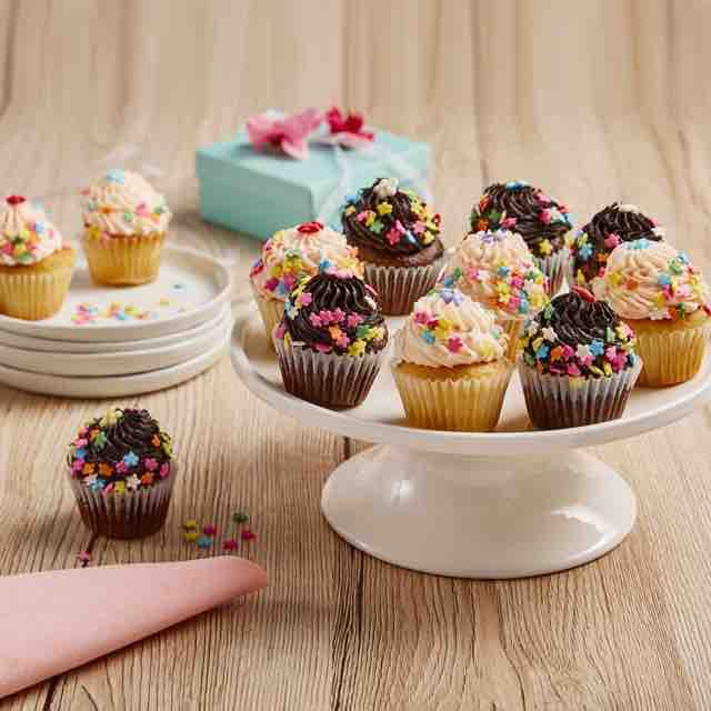 Best selling product  mini-mothers-day-cupcakes