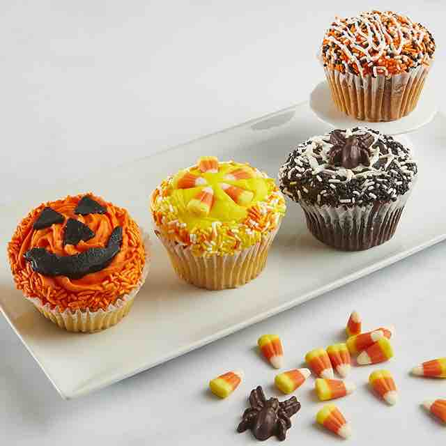 Best selling product  jumbo-halloween-cupcakes